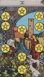 Tarot Ten of Pentacles